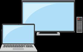 パソコン、テレビ等の精密機械